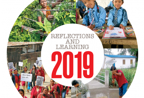 Annual Reflections and Learning 2019