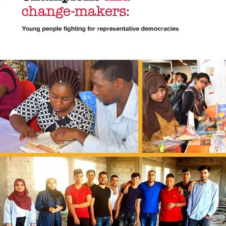 Champions and Change-Makers Representative Democracies